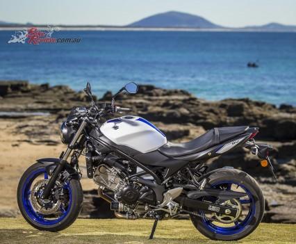 2016 Suzuki SV650 LAMS Bike Review Stat (33)