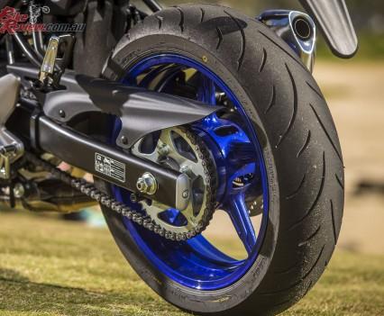 2016 Suzuki SV650 LAMS Bike Review Stat (35)