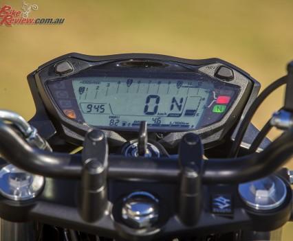 2016 Suzuki SV650 LAMS Bike Review Stat (37)