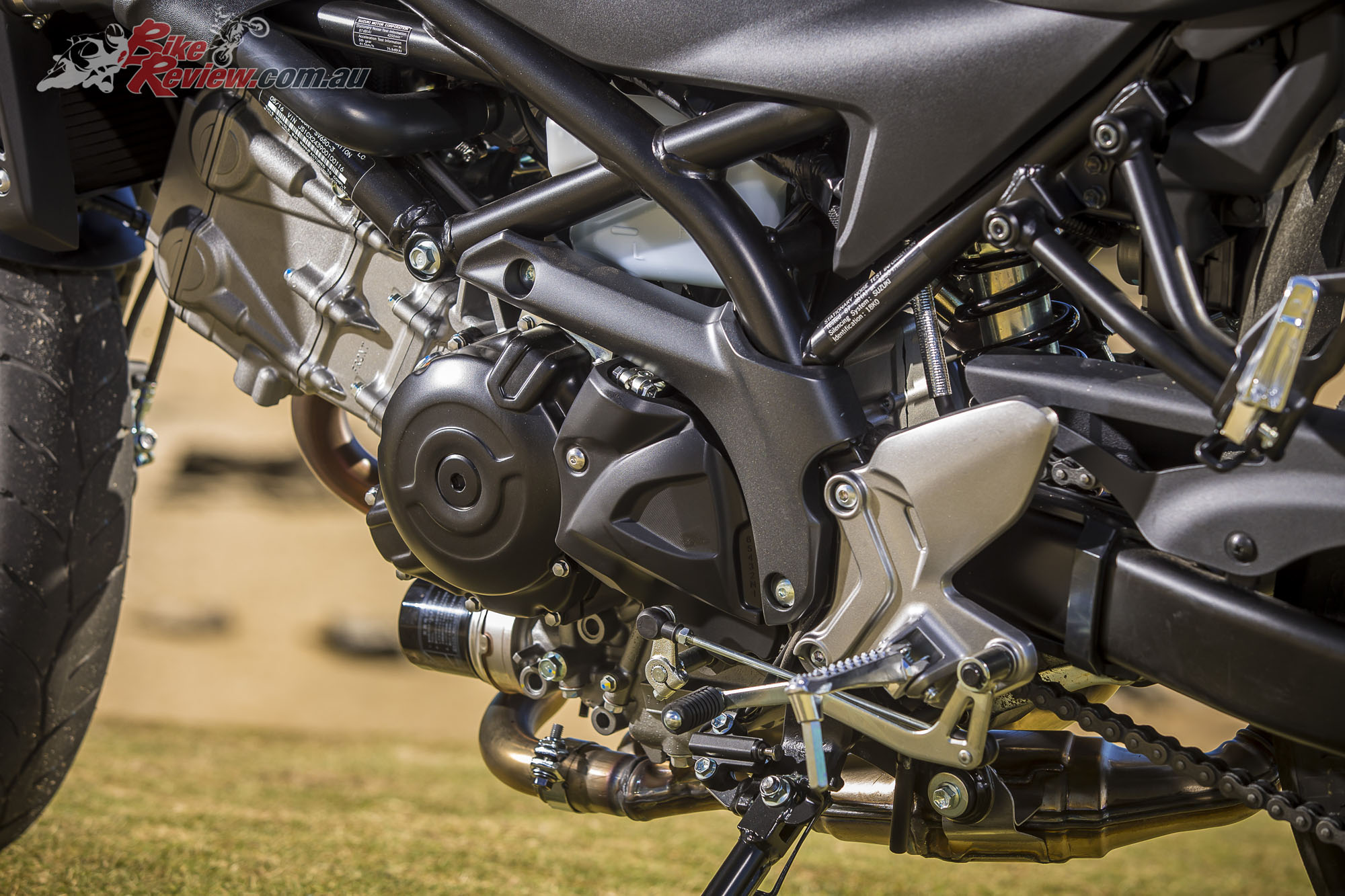Review: 2019 Suzuki SV650X 'Cafe Racer' - Bike Review