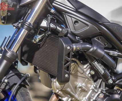 2016 Suzuki SV650 LAMS Bike Review Stat (46)