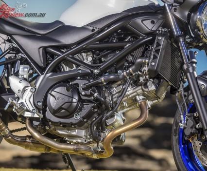 2016 Suzuki SV650 LAMS Bike Review Stat (5)