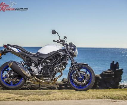 2016 Suzuki SV650 LAMS Bike Review Stat (9)