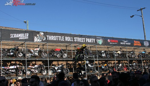 Throttle Roll Street Party returns in 2017