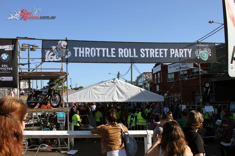 Throttle Roll 2016