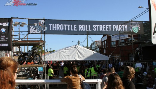 2016 Throttle Roll Street Party