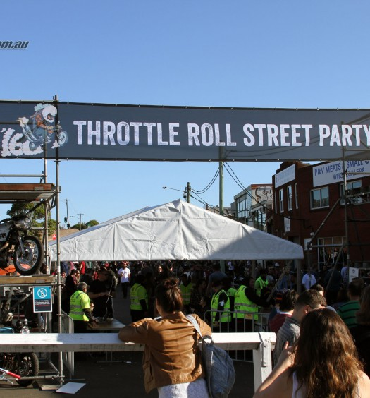 Throttle Roll 2016