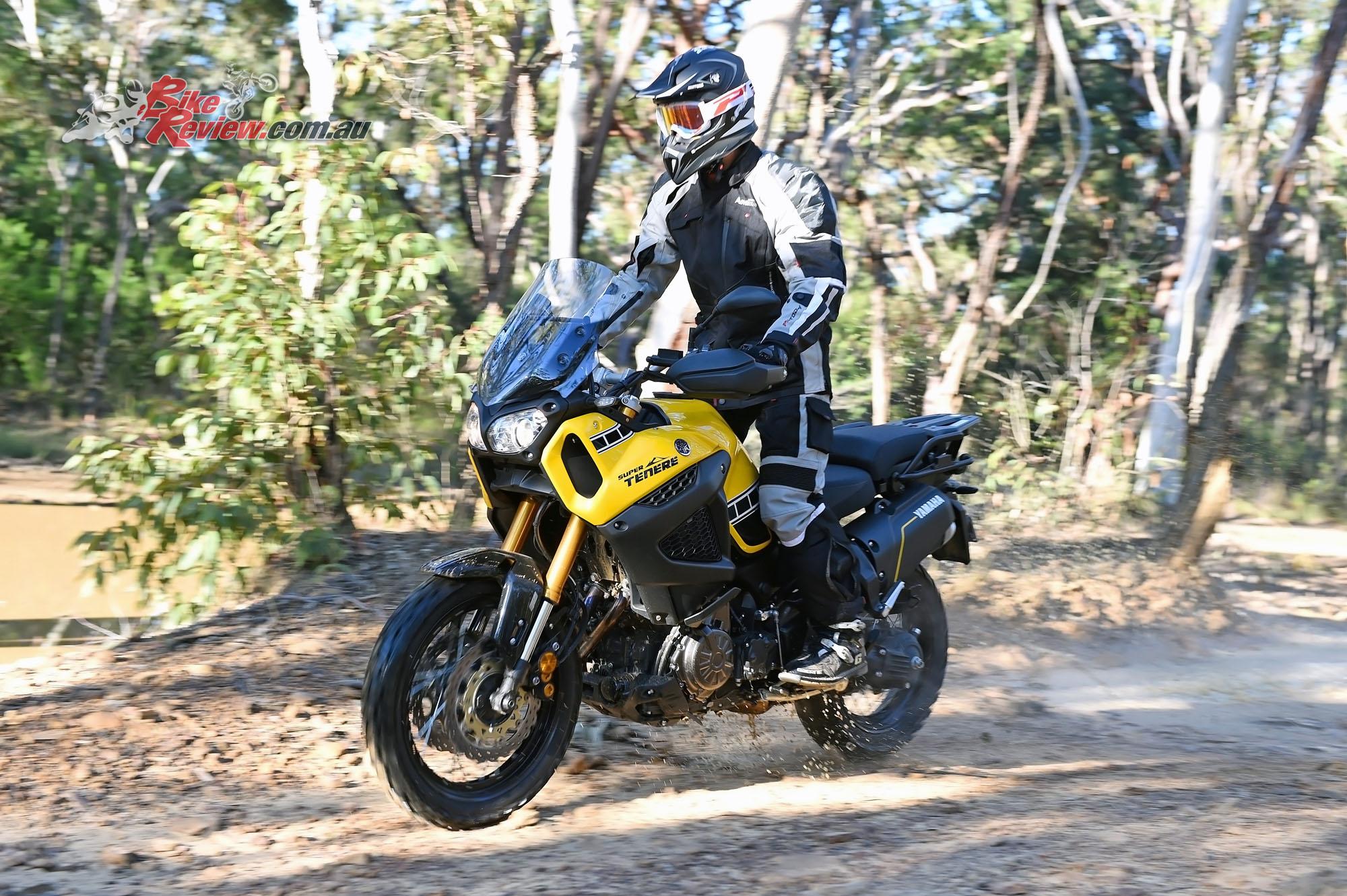 Review 2016 Yamaha Super Tenere Xt1200ze Bike Review