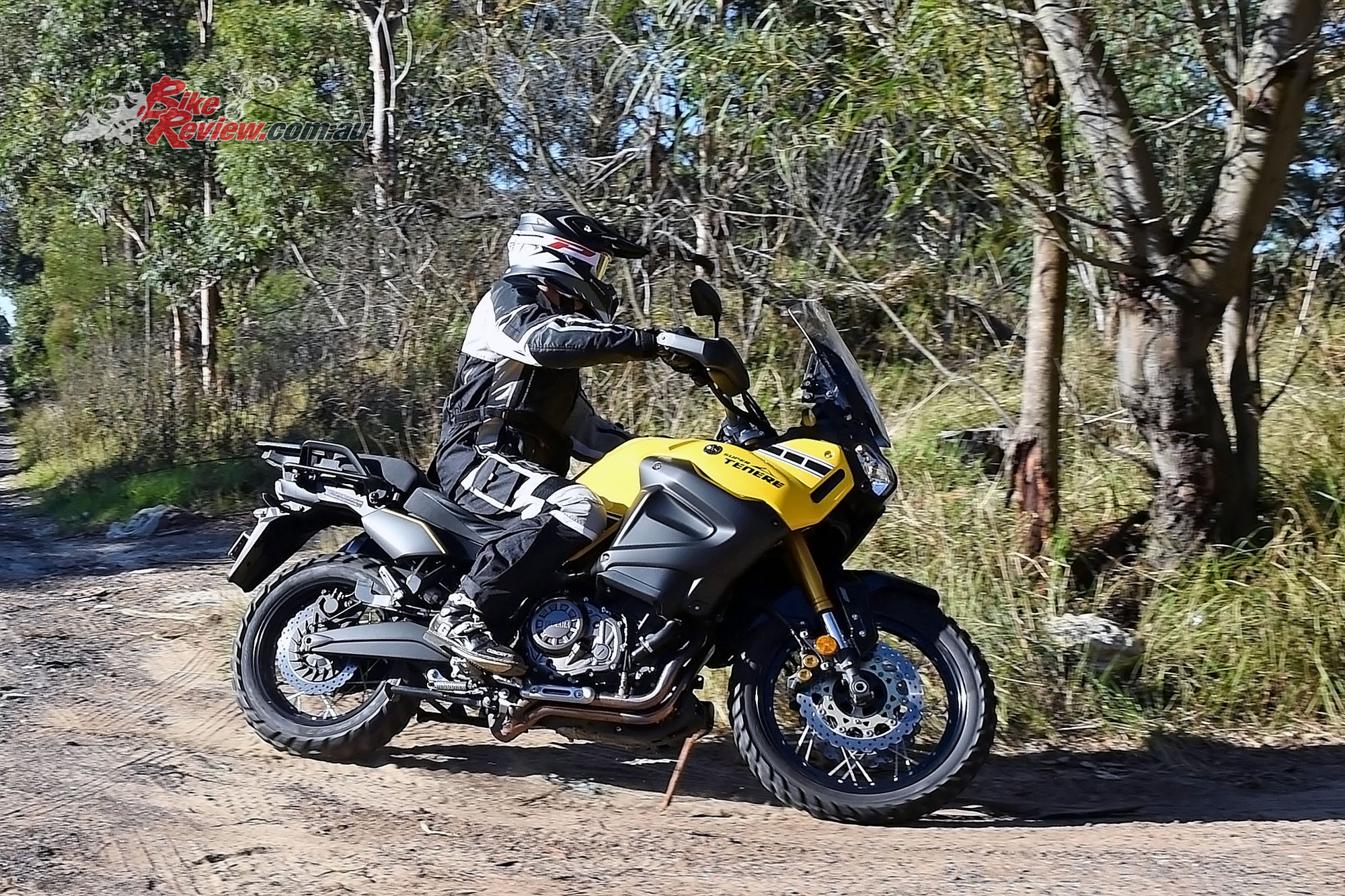 Yamaha Super Tenere Off Road Review
