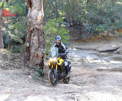 2016 Yamaha Super Tenere Actions (7)