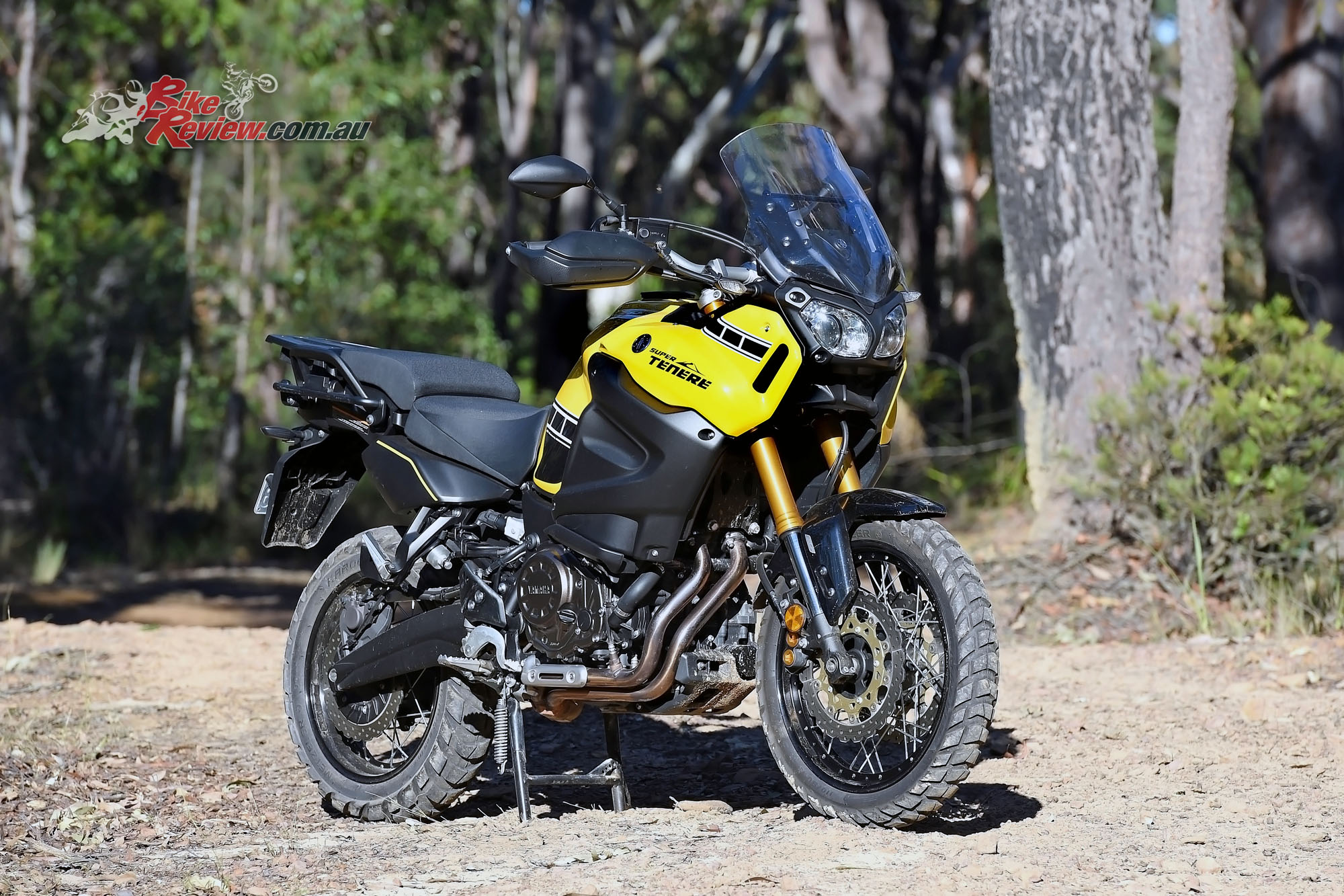 Review 2016 Yamaha Super Tenere Xt1200ze Bike Review