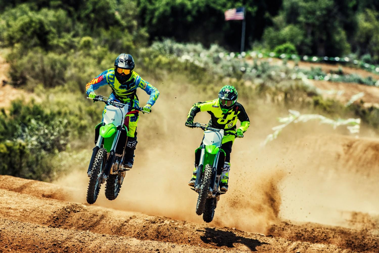 Kawasaki Dirt Bike Team
