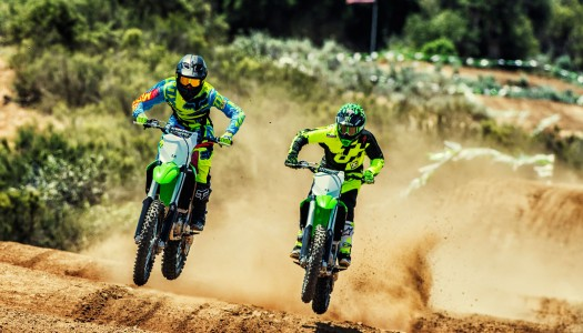 2017 Kawasaki KX450F Available