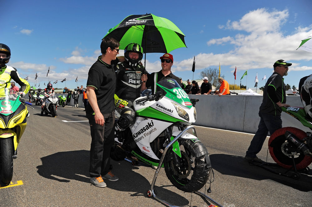 kawasaki insurances ninja 300 cup experience bike review