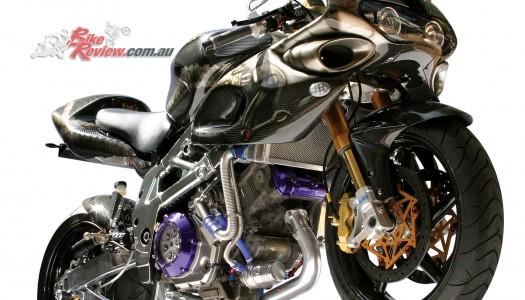 Custom: Suzuki TL1000S – 'Sentinel'