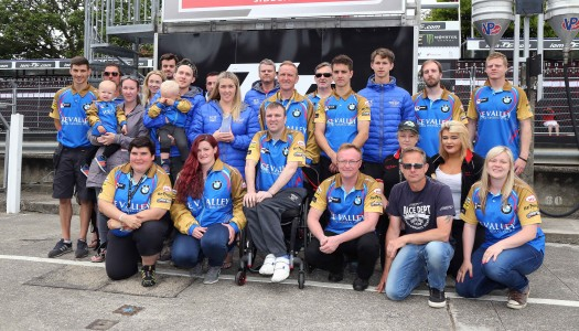 Paul Shoesmith Awarded 'Spirit of the TT'