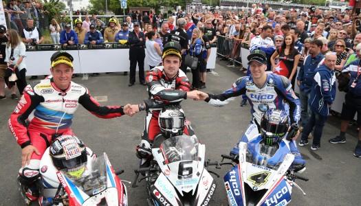 Dunlop Takes Senior TT Victory