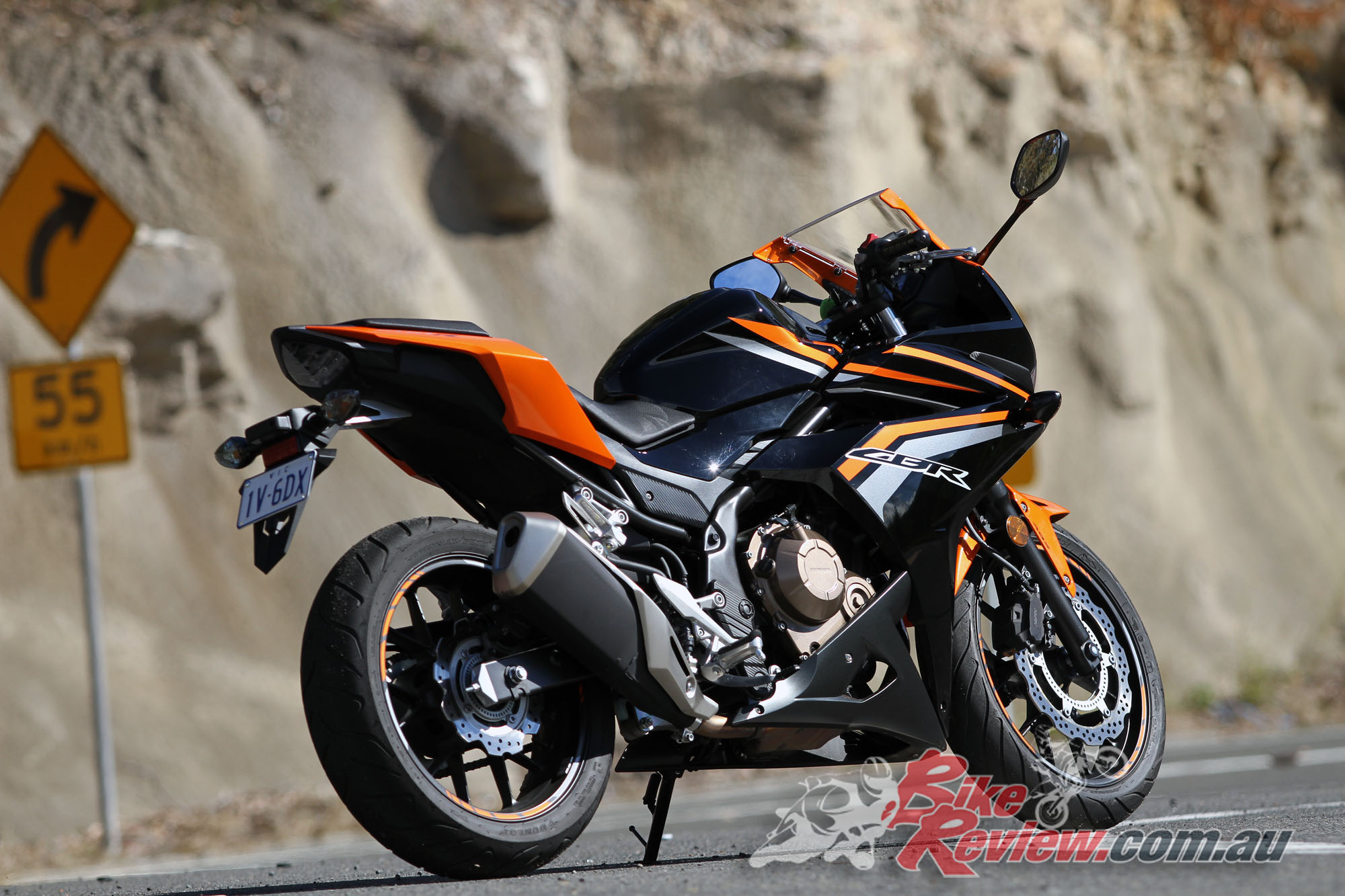 Review 2016 Honda Cbr500r Bike Review