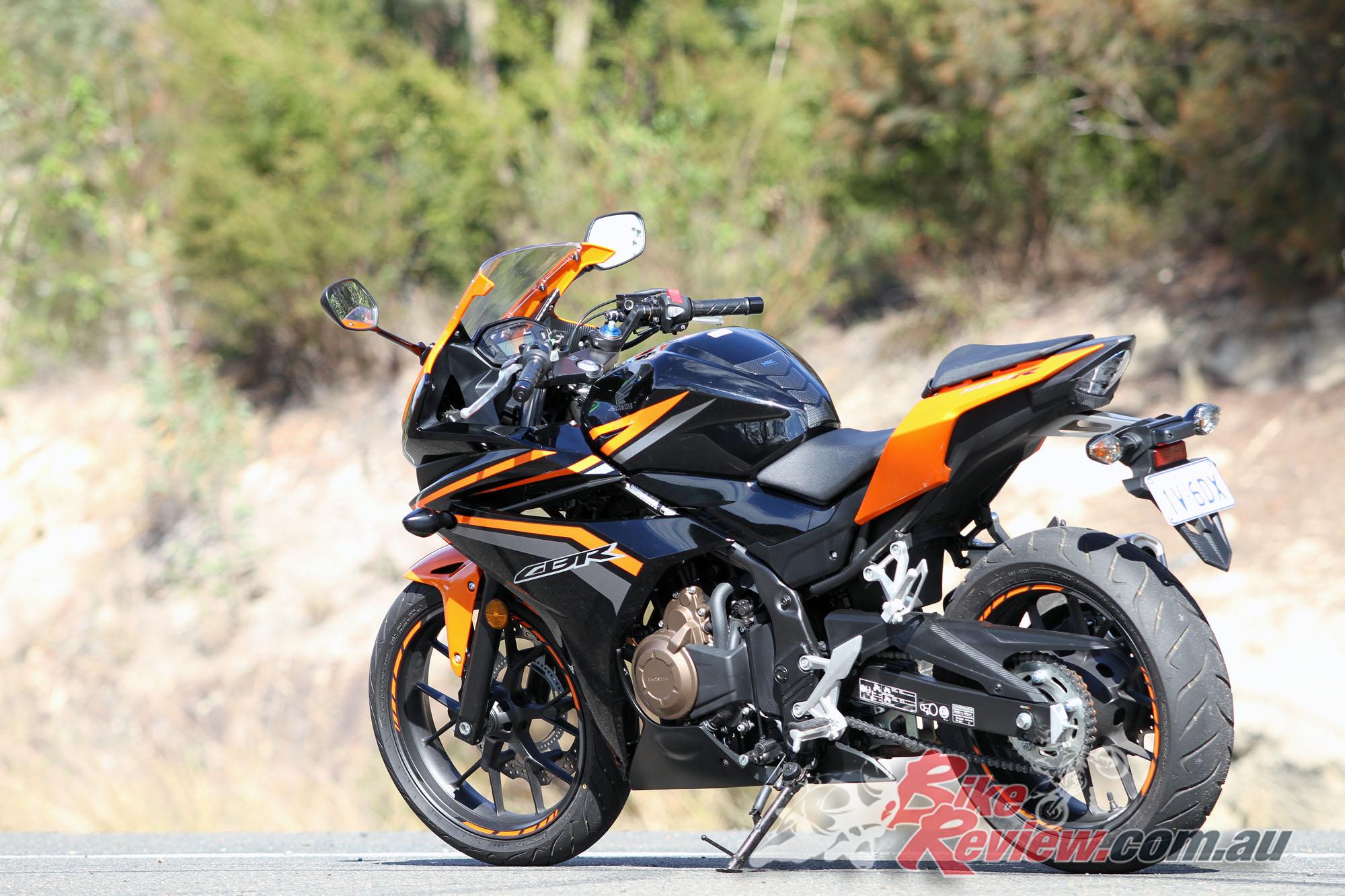 Review 2016 Honda Cbr500r Bike Review