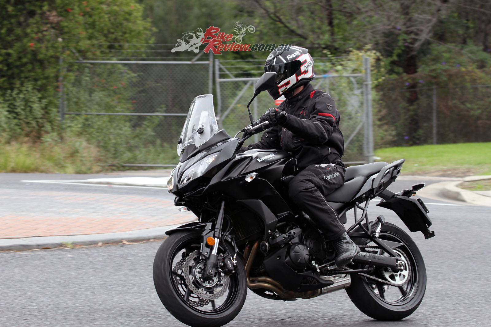 Review 2016 Kawasaki Versys 650l Bike Review