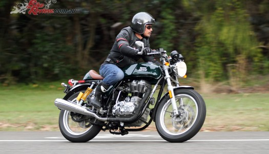 Review: Royal Enfield Continental GT