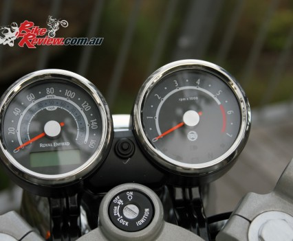 2016 Royal Enfield Continental GT Bike Review (34)