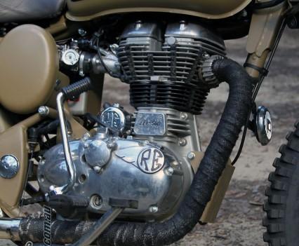 2016 Royal Enfield Custom Desert Storm - Bike Review (12)