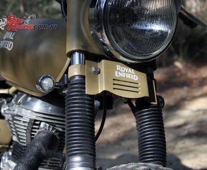 2016 Royal Enfield Custom Desert Storm - Bike Review (18)