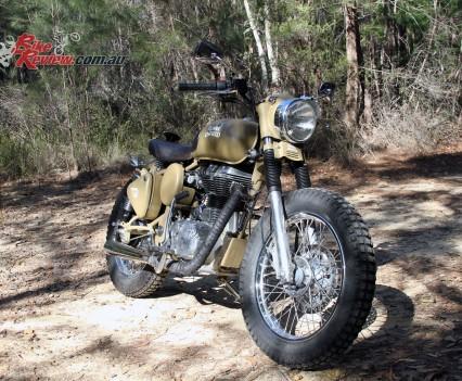 2016 Royal Enfield Custom Desert Storm - Bike Review (3)