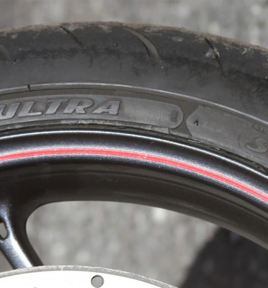 Avon 3D Ultra Sport tyres