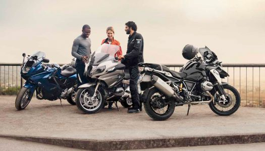 BMW Motorrad Ex-Demo sales event