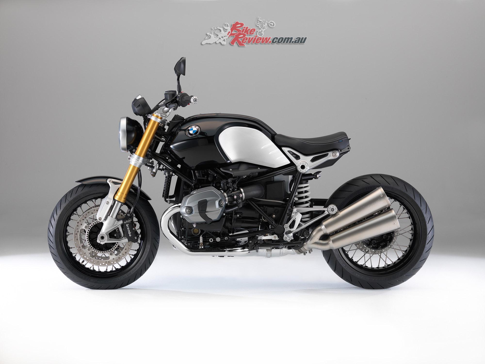 bmw motorrad r ninet scrambler bike review. Black Bedroom Furniture Sets. Home Design Ideas