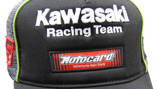 New Product: Kawasaki Racing WSBK Replica Caps