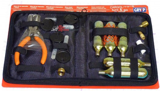 Tech Tips: Puncture Repair Kits