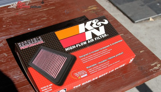 Tech Tips: K&N Airfilter Fitment