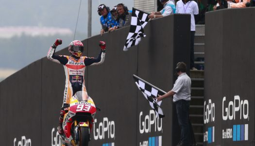 Marquez gambles in Germany