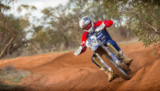 Ralston Rallies at Hattah Desert Race