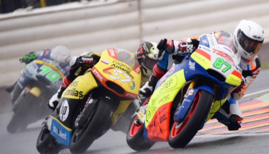 Remy Sails To Sachsenring Points