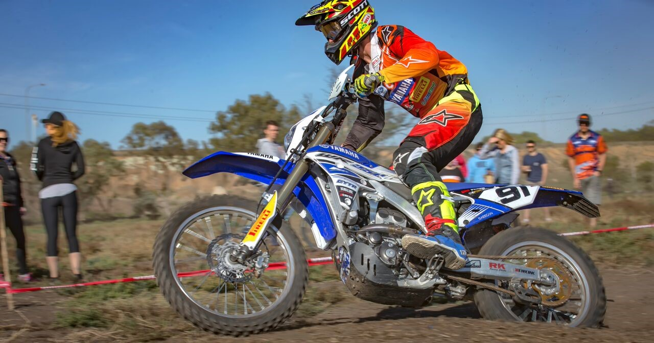 Rounds 7 Amp 8 Yamaha Off Road Championship Bike Review