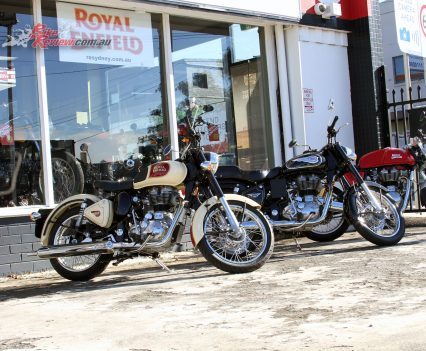 Royal Enfield Sydney