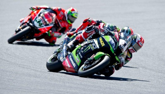 WSBK Rea-Sykes Dominate USA