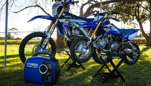 Yamaha ISDE Team Fund Raiser