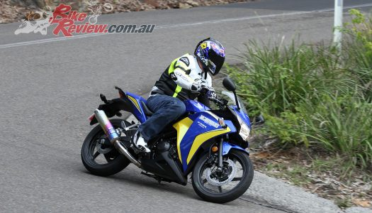 Review: 2013 CBR250R Moriwaki