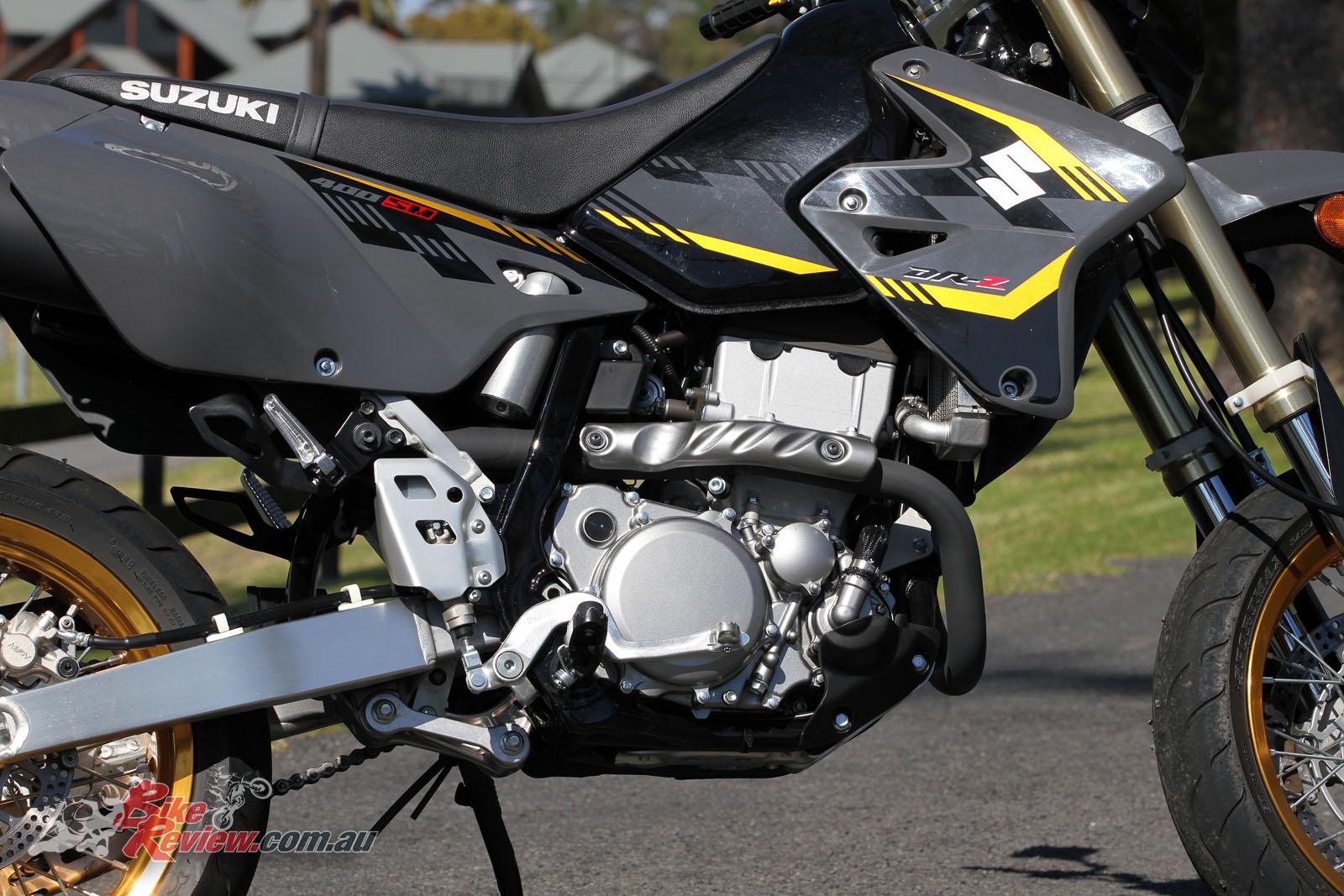 Suzuki Drz Rear Shock