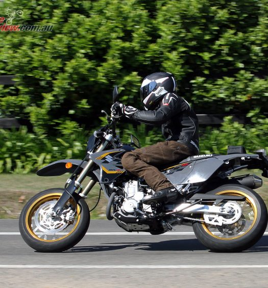 2017 Suzuki DR-Z400SM - Bike Review (35)