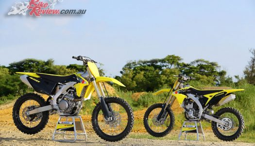 2017 Suzuki RM-Z250 Now Available