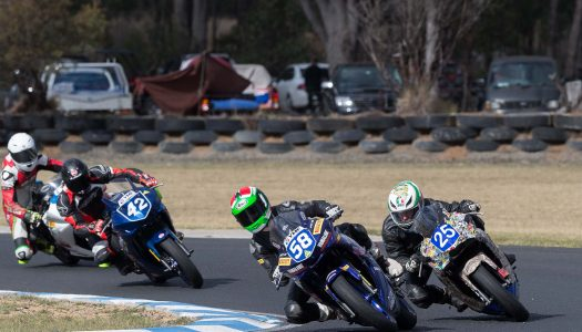Alderson collects YMF R3 Cup win at Morgan Park