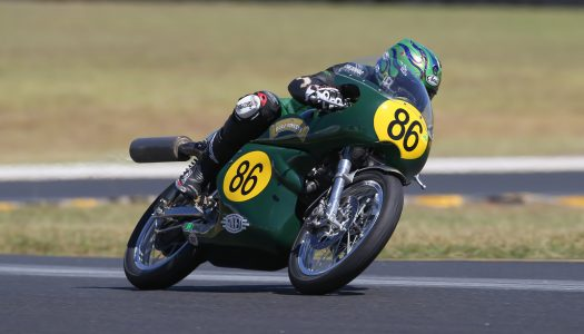 Cam Donald Set to Ride Egli-Vincent in 500 Senior Classic TT