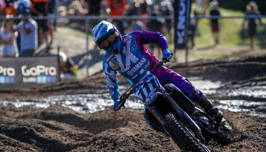 CDR Yamaha's Dean Ferris Wins MX Nationals