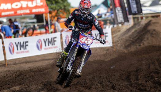 Evans Claims MXD Crown for Yamalube Yamaha Racing